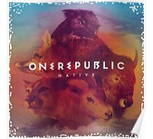 Native One Republic Poster