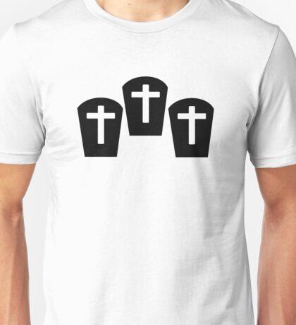 Gravestones Unisex T-Shirt