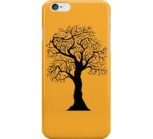 black tree  iPhone Case/Skin