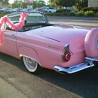 1956 PINK T-Bird! by kodakcameragirl
