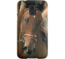 Thoroughbred Rush Samsung Galaxy Case/Skin