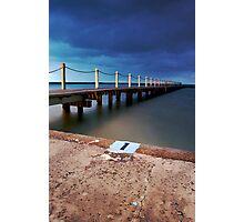 North Narrabeen Rockpool Photographic Print