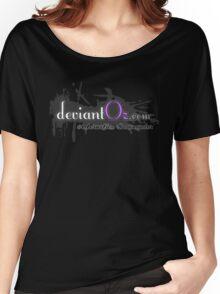 Logo Tee Women's Relaxed Fit T-Shirt