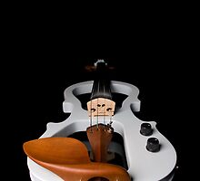 Electric Violin Tail by Kory Trapane