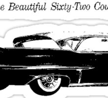 1957 Cadillac Coupe Sticker
