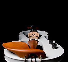 Electric Violin Perspective by Kory Trapane