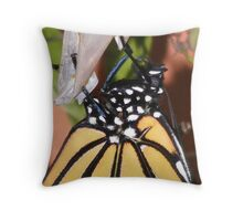 New Butterfly Throw Pillow