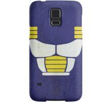 Minimalist Saiyan armor (v2) Samsung Galaxy Case/Skin