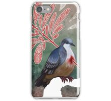 It's Just the Plumage iPhone Case/Skin