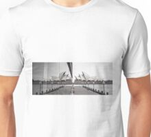 Opera House Reflection Unisex T-Shirt