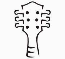 Guitar head by Designzz