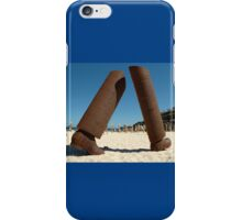 These Feet Weren't Made For Walking, 2006 iPhone Case/Skin