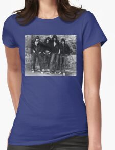 Ramones Womens Fitted T-Shirt