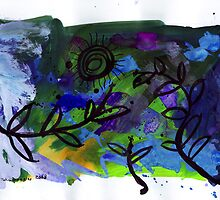 Midnight Garden cycle1 8 by John Douglas