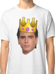 Scott Emoji Crown Classic T-Shirt
