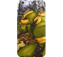 Green Suit iPhone Case/Skin