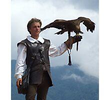 Birdman, Locarno Photographic Print