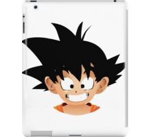 kid Goku iPad Case/Skin