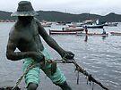 Fisherman by John Douglas