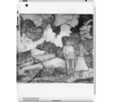 Betsy & Chris - Wedding Day iPad Case/Skin