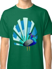 Peacock solo Classic T-Shirt
