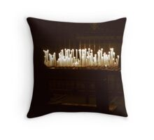 i am not there i did not die Throw Pillow