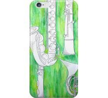 World of Music iPhone Case/Skin
