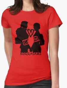 Official Korrasami CANON stamp T-Shirt