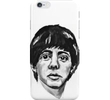 Young Paul McCartney iPhone Case/Skin