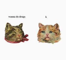 Wanna do drugs by latoula