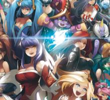 Women of League of Legends Sticker