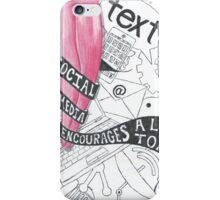 Tongue Tied iPhone Case/Skin