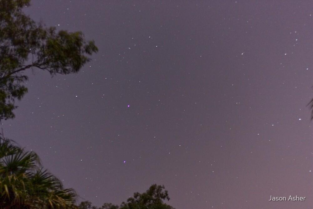 Starscape by Jason Asher