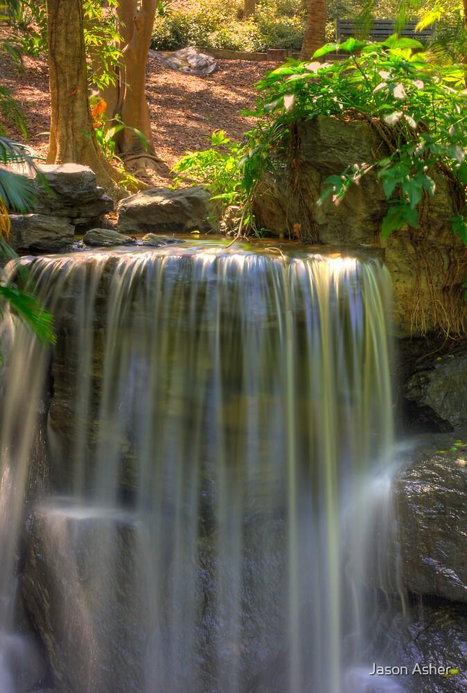 Waterfall by Jason Asher