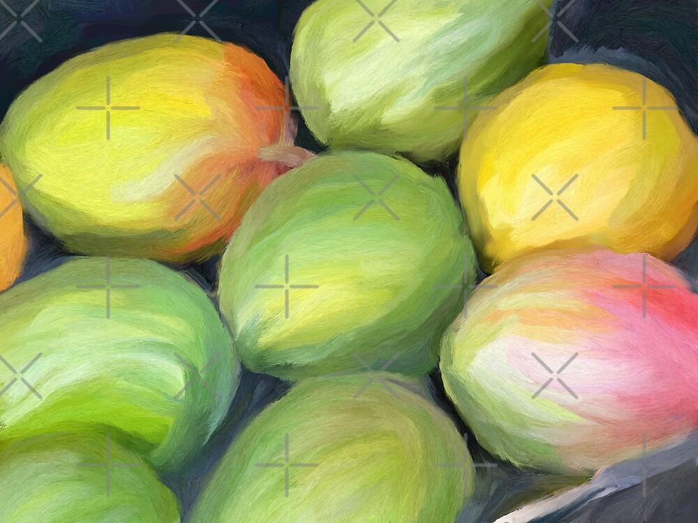 Mango Madness by Sandra Chung