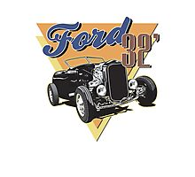 32 Ford Roadster Photographic Print