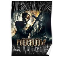Powerwolf - Preachers of the Night Poster
