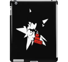 No More Heroes - Star (Red Text) iPad Case/Skin