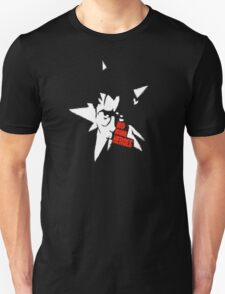 No More Heroes - Star (Red Text) T-Shirt
