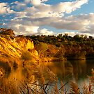 Murray River Bend by Emjay01