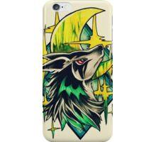 Mightyena iPhone Case/Skin