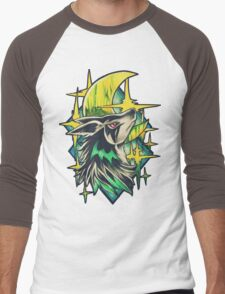 Mightyena Men's Baseball ¾ T-Shirt
