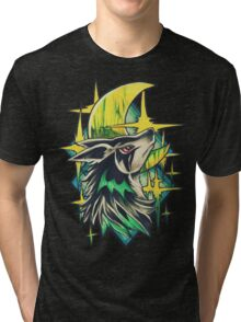 Mightyena Tri-blend T-Shirt