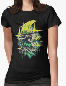 Mightyena Womens Fitted T-Shirt