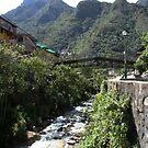 Aguas Caliente, Peru by Maggie Hegarty