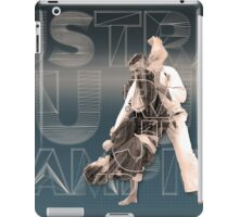 Triangle Setup 2 iPad Case/Skin