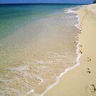 Footprints in the Sand by Honor Kyne