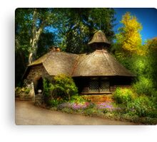 Hobbit III Canvas Print