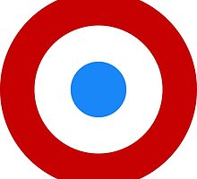 Roundel of the French Air Force, 1909-1940 by abbeyz71