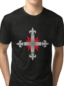 Musketeers Logo Tri-blend T-Shirt